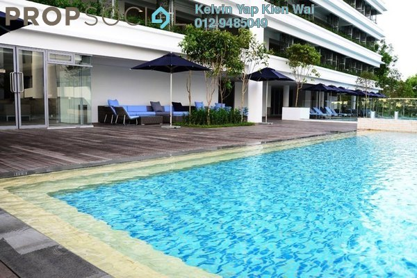 For Rent Condominium at The Westside One, Desa ParkCity Freehold Fully Furnished 4R/3B 3.6k