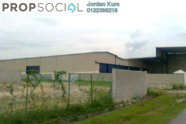 For Sale Factory at Taman Mas Sepang, Puchong Leasehold Unfurnished 5R/5B 3.5m