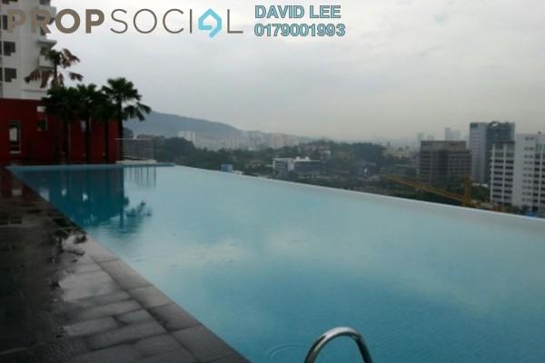 For Rent Serviced Residence at Neo Damansara, Damansara Perdana Leasehold Fully Furnished 1R/1B 1.4k
