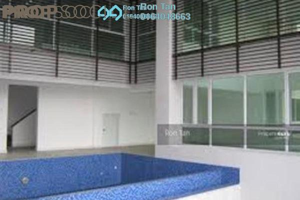 For Sale Duplex at Platino, Gelugor Freehold Unfurnished 5R/6B 3.3m