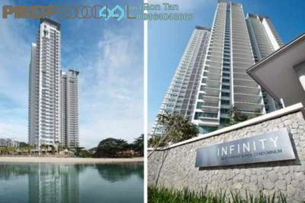 For Sale Condominium at Infinity, Tanjung Bungah Freehold Fully Furnished 6R/6B 5.95m
