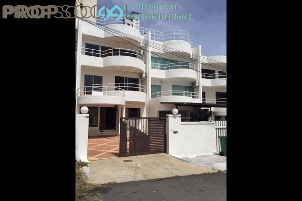 For Sale Terrace at Mount Pleasure, Batu Ferringhi Freehold Semi Furnished 4R/3B 1.5m