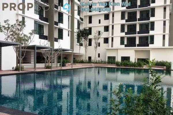 For Rent Condominium at Amaya Maluri, Cheras Leasehold Semi Furnished 3R/2B 2.2k