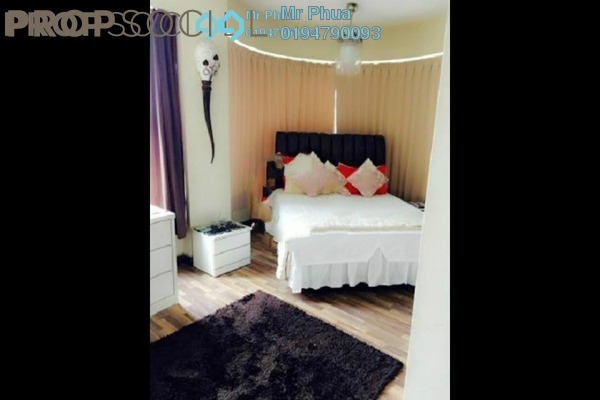 For Rent Condominium at Affina Bay, Butterworth Freehold Fully Furnished 3R/2B 1.5k