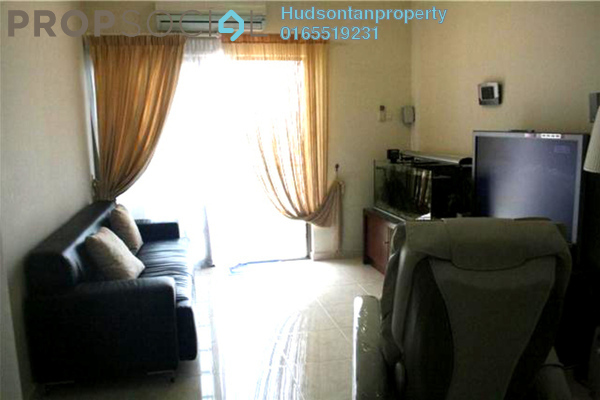 For Rent Condominium at Ketumbar Hill, Cheras Freehold Fully Furnished 3R/2B 1.3k