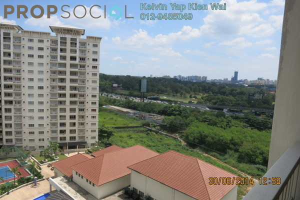 For Rent Condominium at SuriaMas, Bandar Sunway Leasehold Fully Furnished 4R/3B 2.6k