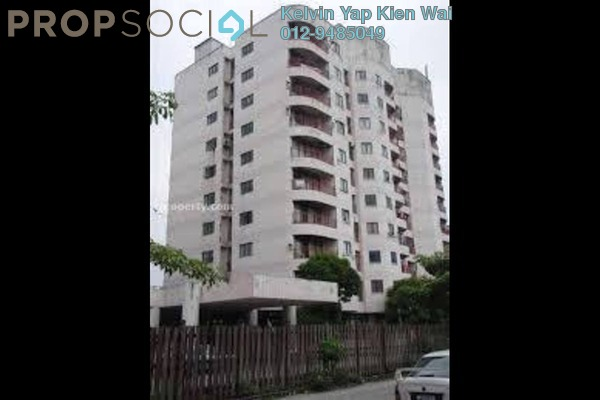 For Rent Condominium at Sunway Villa, Bandar Sunway Leasehold Fully Furnished 3R/2B 2k