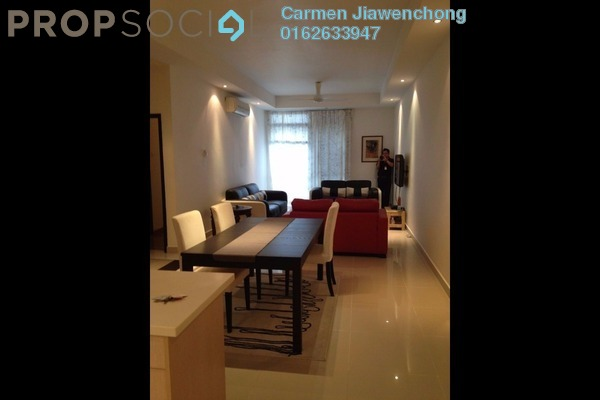 For Rent Condominium at One Residency, Bukit Ceylon Freehold Fully Furnished 1R/1B 3.3k