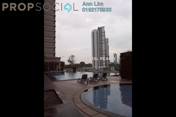 For Sale Condominium at Nautica Lake Suites @ Sunway South Quay, Bandar Sunway Leasehold Fully Furnished 3R/3B 1.2m