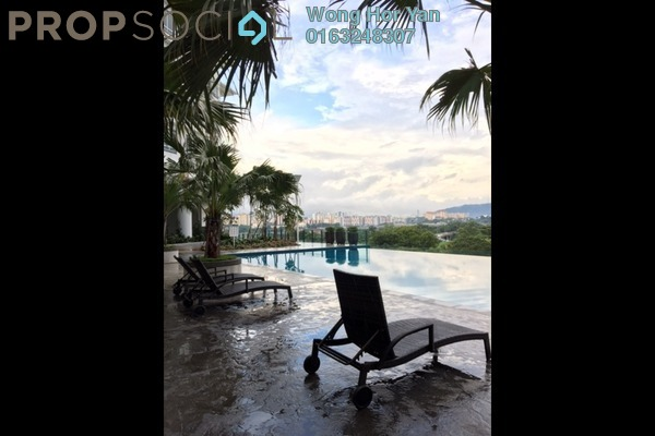 For Sale Serviced Residence at Desa Green Serviced Apartment, Taman Desa Freehold Unfurnished 3R/2B 600k