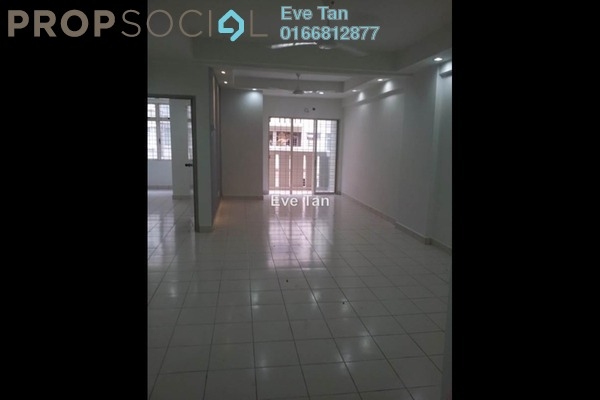 For Sale Condominium at Fortune Avenue, Kepong Leasehold Semi Furnished 3R/2B 490k