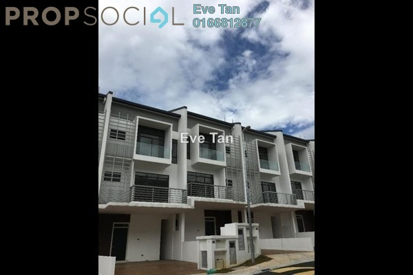 For Sale Terrace at LakeClub Parkhome, Rawang Leasehold Unfurnished 5R/6B 1.03m