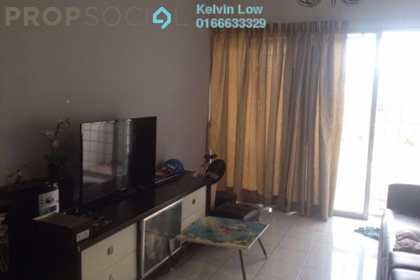 For Sale Apartment at Sri Cassia, Bandar Puteri Puchong Freehold Semi Furnished 3R/2B 360k
