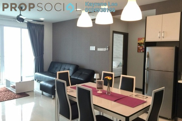 For Sale Condominium at Vertiq, Gelugor Freehold Fully Furnished 3R/2B 815k