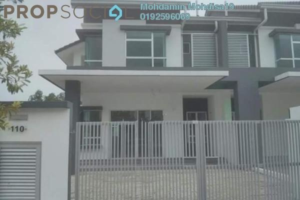 For Rent Terrace at Kiara Court, Nilai Impian Freehold Semi Furnished 4R/3B 1.6k