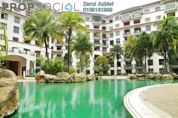 For Sale Condominium at Sri Alam, Shah Alam Freehold Unfurnished 3R/2B 495k