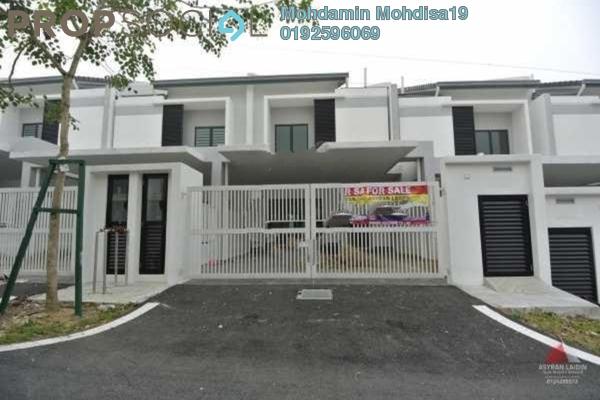 For Rent Terrace at Tiara Sentral, Nilai Impian Freehold Unfurnished 4R/3B 1.05k