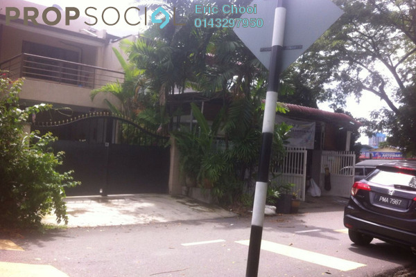 For Sale Terrace at Ukay Heights, Ukay Freehold Semi Furnished 5R/3B 1.6m