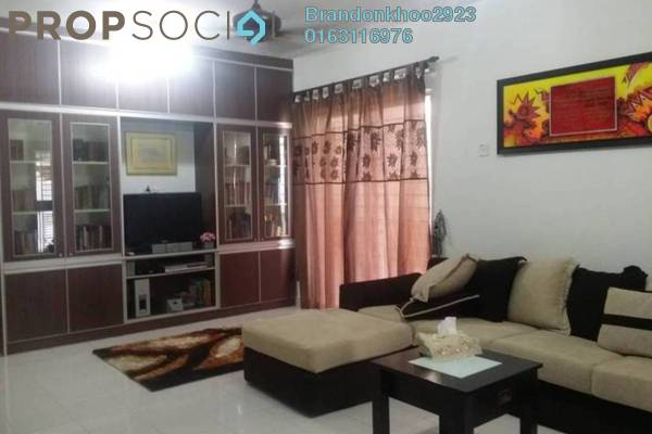 For Sale Terrace at Taman Bukit Permata, Batu Caves Freehold Semi Furnished 3R/3B 780k
