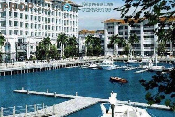 For Rent Condominium at Straits Quay, Seri Tanjung Pinang Freehold Fully Furnished 1R/2B 3k