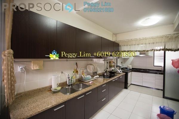 For Sale Terrace at Lake Fields, Sungai Besi Leasehold Semi Furnished 5R/4B 999k