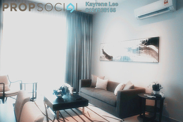 For Rent Condominium at Southbay Plaza @ Southbay City, Batu Maung Freehold Fully Furnished 2R/2B 2.5k