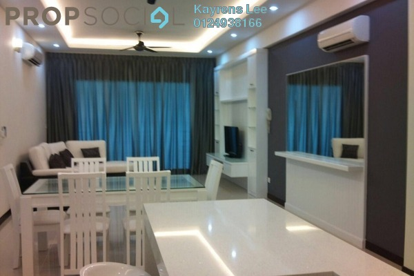 For Rent Condominium at BayStar, Bayan Indah Freehold Fully Furnished 3R/3B 4.9k
