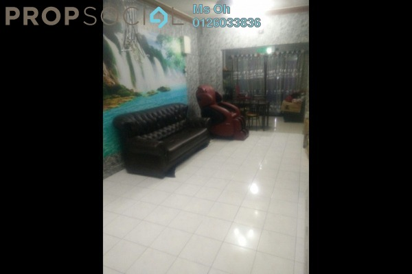 For Sale Terrace at Taman Puchong Prima, Puchong Freehold Semi Furnished 6R/3B 649k