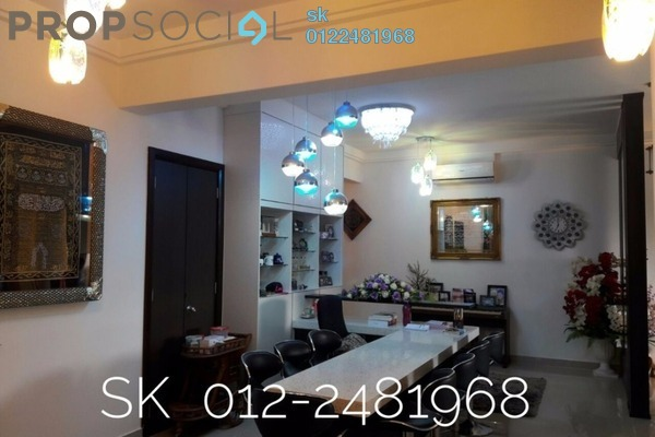 For Sale Condominium at Gardenview Residence, Cyberjaya Freehold Fully Furnished 4R/3B 880k