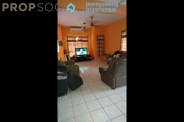 For Sale Terrace at Taman Amanputra, Puchong Leasehold Semi Furnished 5R/4B 650k