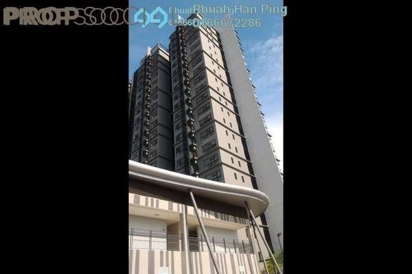 For Sale Serviced Residence at Hyve, Cyberjaya Freehold Semi Furnished 2R/1B 520k