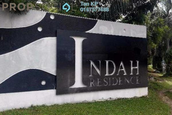 For Rent Terrace at Taman Bukit Indah, Old Klang Road Freehold Unfurnished 4R/3B 1.4k