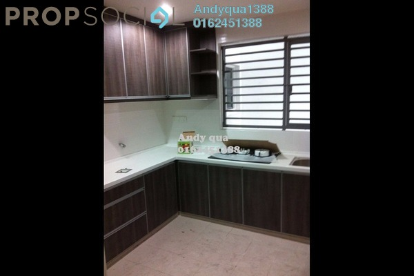 For Sale Condominium at Covillea, Bukit Jalil Freehold Semi Furnished 3R/3B 888k