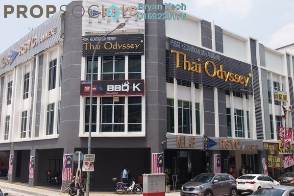 For Rent Shop at Bandar Baru Sri Petaling, Sri Petaling Leasehold Semi Furnished 0R/0B 28k