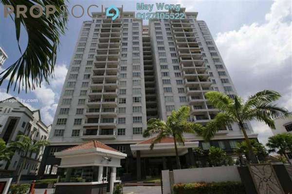 For Sale Condominium at Ken Damansara II, Petaling Jaya Freehold Fully Furnished 3R/2B 1.09m
