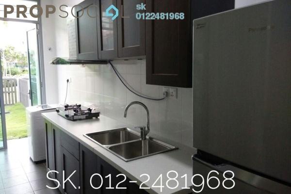 For Rent Superlink at Setia Eco Glades, Cyberjaya Freehold Semi Furnished 5R/4B 2.7k