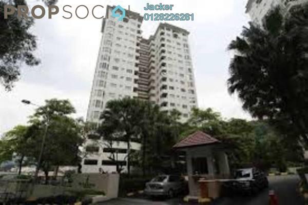 For Rent Condominium at Awana Puri, Cheras Freehold Semi Furnished 3R/2B 1.6k