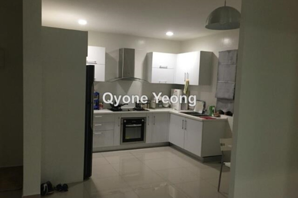 For Sale Condominium at T-Parkland, Templer's Park Leasehold Fully Furnished 3R/2B 480k