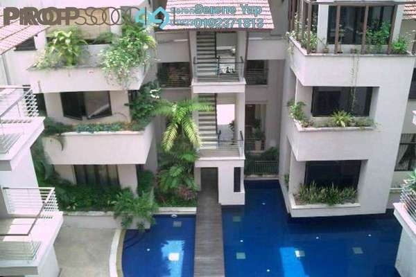 For Sale Condominium at 78 LAD, Ampang Hilir Freehold Fully Furnished 3R/3B 1.43m