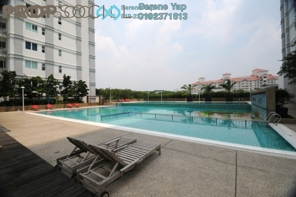For Rent Condominium at Mutiara Upper East, Ampang Hilir Leasehold Fully Furnished 4R/4B 7k
