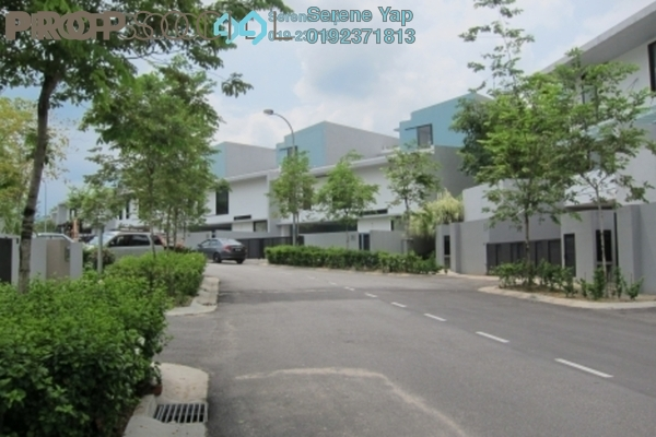 For Rent Bungalow at 20trees, Melawati Freehold Semi Furnished 5R/7B 12k