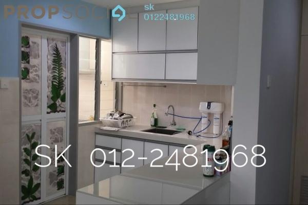 For Rent Condominium at Lagoon Residences, Kota Kemuning Freehold Fully Furnished 2R/1B 1.8k