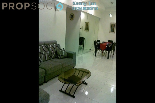 For Sale Condominium at The Spring, Jelutong Leasehold Fully Furnished 3R/2B 690k