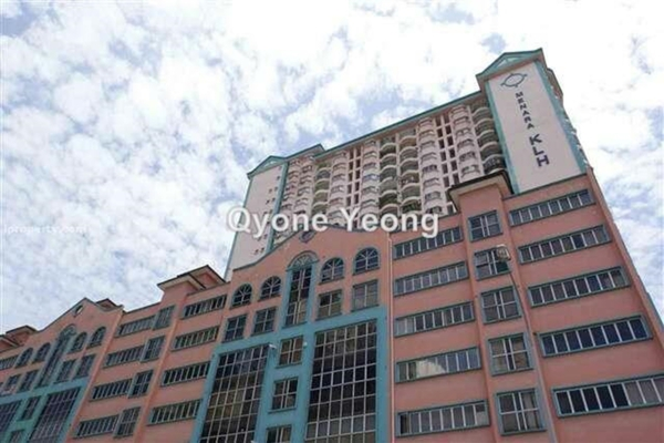 For Sale Condominium at Menara KLH, Sentul Freehold Unfurnished 3R/2B 398k