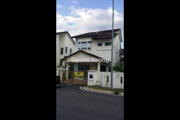 For Sale Semi-Detached at Amberley, Rawang Freehold Unfurnished 4R/4B 880k
