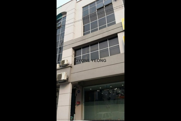 For Sale Office at Prima Selayang, Selayang Leasehold Semi Furnished 0R/4B 2.1m
