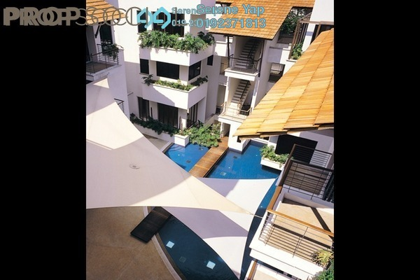 For Rent Condominium at 78 LAD, Ampang Hilir Freehold Unfurnished 4R/4B 5.5k
