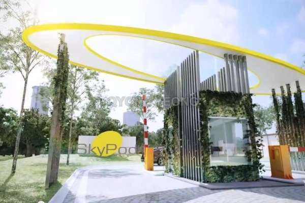 For Rent Condominium at Skypod, Bandar Puchong Jaya Freehold Semi Furnished 2R/2B 1.9k