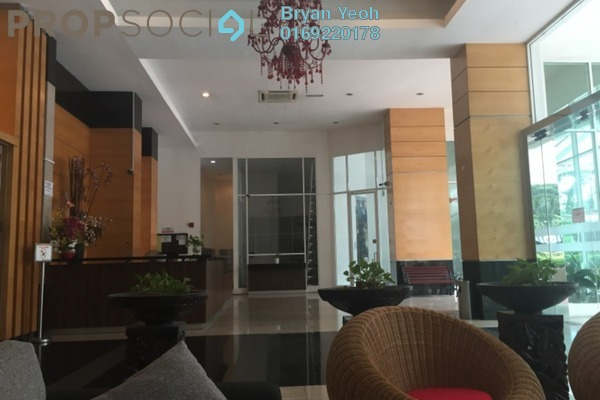For Sale Condominium at Casa Suites, Petaling Jaya Freehold Fully Furnished 2R/2B 650k