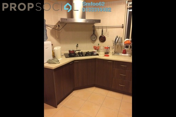 For Rent Condominium at Desa Villas, Wangsa Maju Leasehold Fully Furnished 3R/2B 1.8千